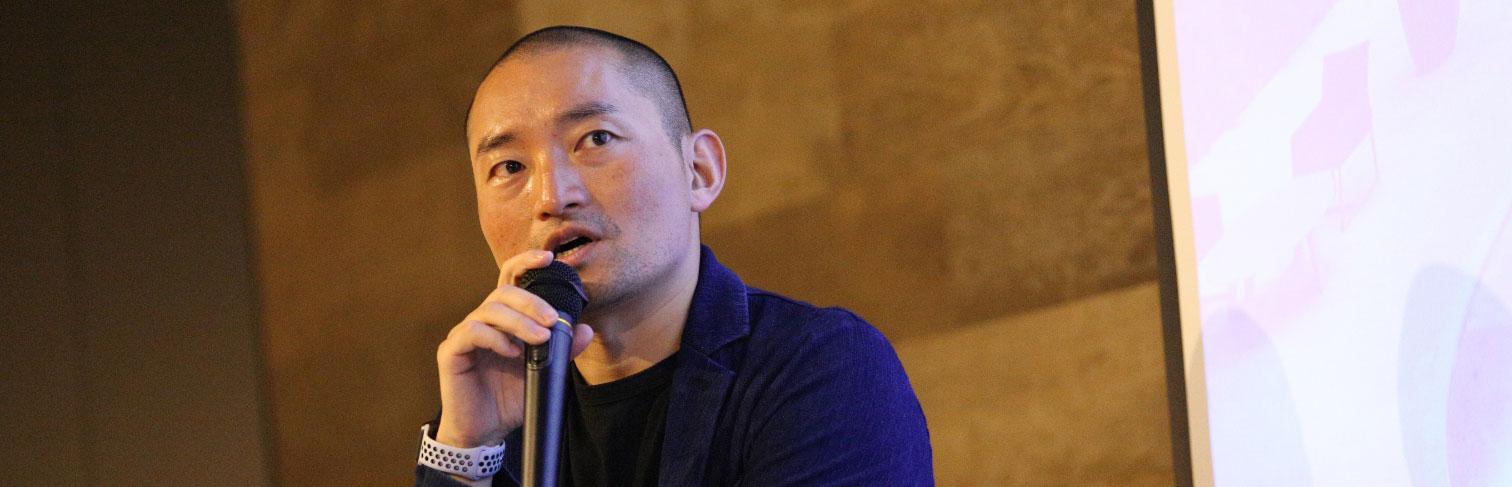 写真:Chairman 西井 敏恭